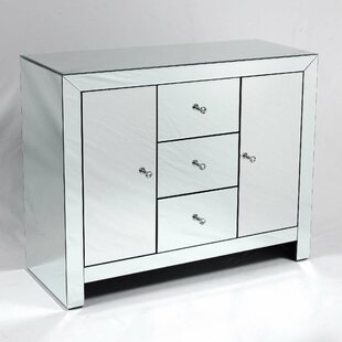 Mcallister 3 Drawer Combi Chest By Willa Arlo Interiors