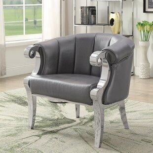 Everly Quinn Fort Washington Barrel Chair