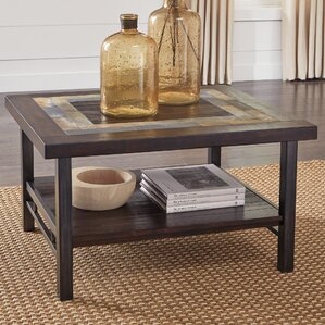 Sedgwick Coffee Table by L..