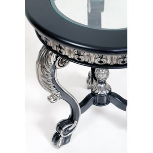 Affordable Price Phifer End Table by Astoria Grand
