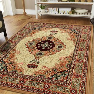 Neil Beige Indoor/Outdoor Area Rug
