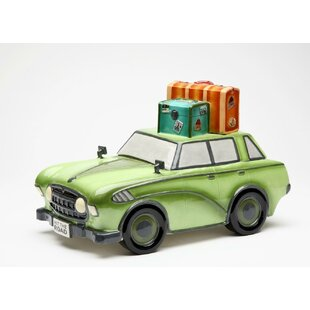 Road Trip Car Cookie Jar