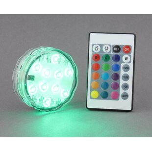 Maxen Submersible LED Decorative And Accent Light Image