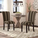 Annalise Upholstered Dining Chair (Set of 2) by Laurel Foundry Modern Farmhouse