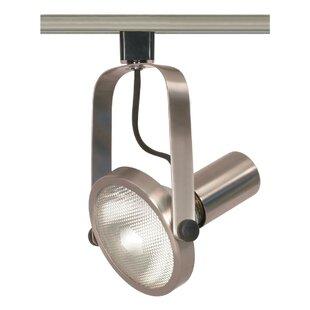 Nuvo Lighting Gimbal 1-Light Ring PAR38 Track Head