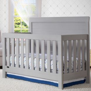Big Save Rowen SlumberTime 4-in-1 Convertible Crib BySimmons Kids