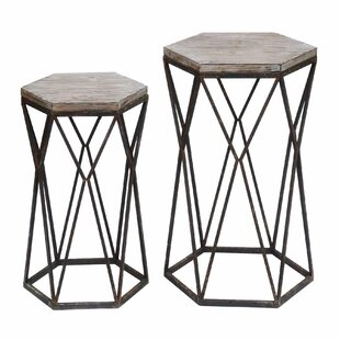 Nico 2 Piece End Table Set