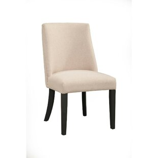 Fairhill Fabric Upholstered Dining Chair (Set of 2)