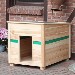 Colour Your Own Garden Kennel by Castleton Home