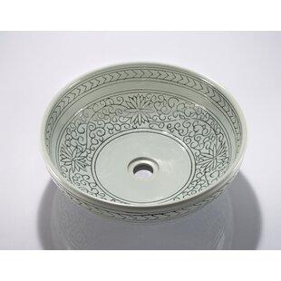 Buying Circular Vessel Bathroom Sink ByLegion Furniture