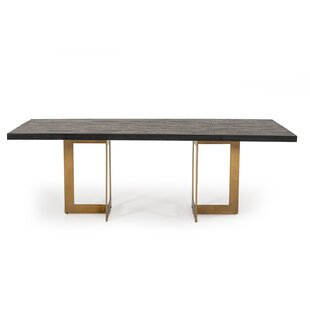 Chasse Solid Wood Table