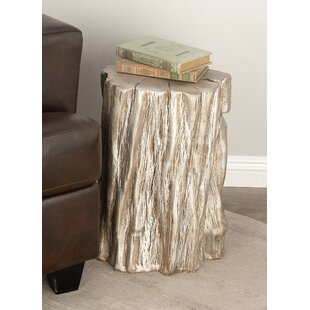 Reviews Fiberglass Accent Stool By Cole & Grey