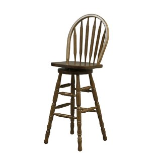 Alcott Hill Acadian 30 Bar Stool