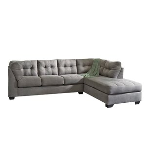 Red Barrel Studio Harjo Sectional