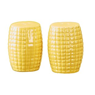 Kostka Corn Salt and Pepper Sets (Set of 2)