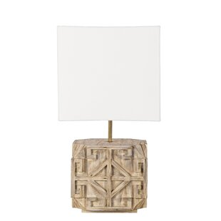 Boyd Amaze Carved 29 Table Lamp