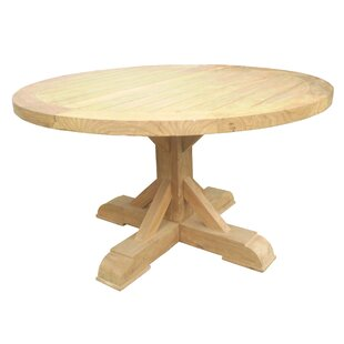 Xena Solid Wood Dining Table by Padmas Plantation