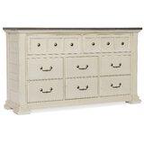 Sturbridge 8 Drawer Dresser by Hooker Furniture
