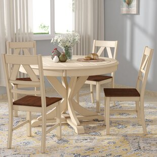 Halle 5 Piece Dining Set Ophelia & Co.