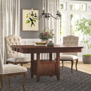 Farmhouse Rustic Butterfly Leaf Dining Tables Birch Lane
