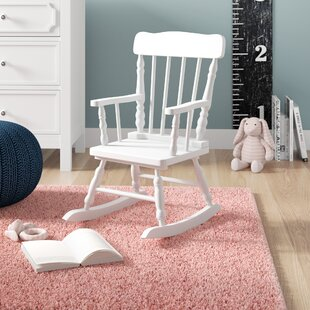 Beau Winter Victoria Kids Rocking Chair ByViv + Rae
