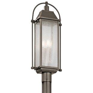 Devils Lake Outdoor 4-Light Lantern Head