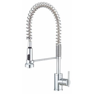 Danze® Parma Touchless Single Handle Kitchen Faucet