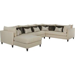 Klaussner Furniture Helen Sectional