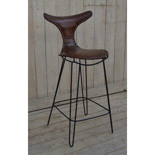 Dishman Bar Stool by 17 Stories