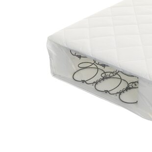 Coil Sprung Mattress 100 X 50cm By Obaby