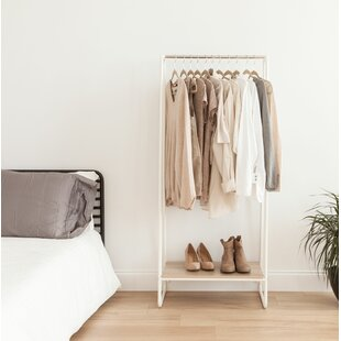 25.2 Metal Garment Rack by IRIS USA, Inc.