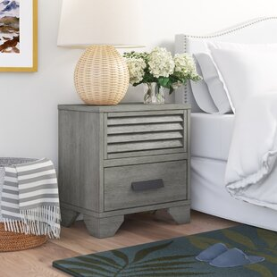 Salcedo 2 Drawer Nighstand by Breakwater Bay