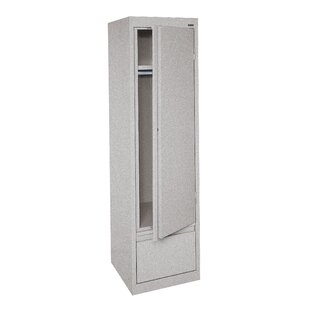 System Series Armoire by Sandusky Cabinets