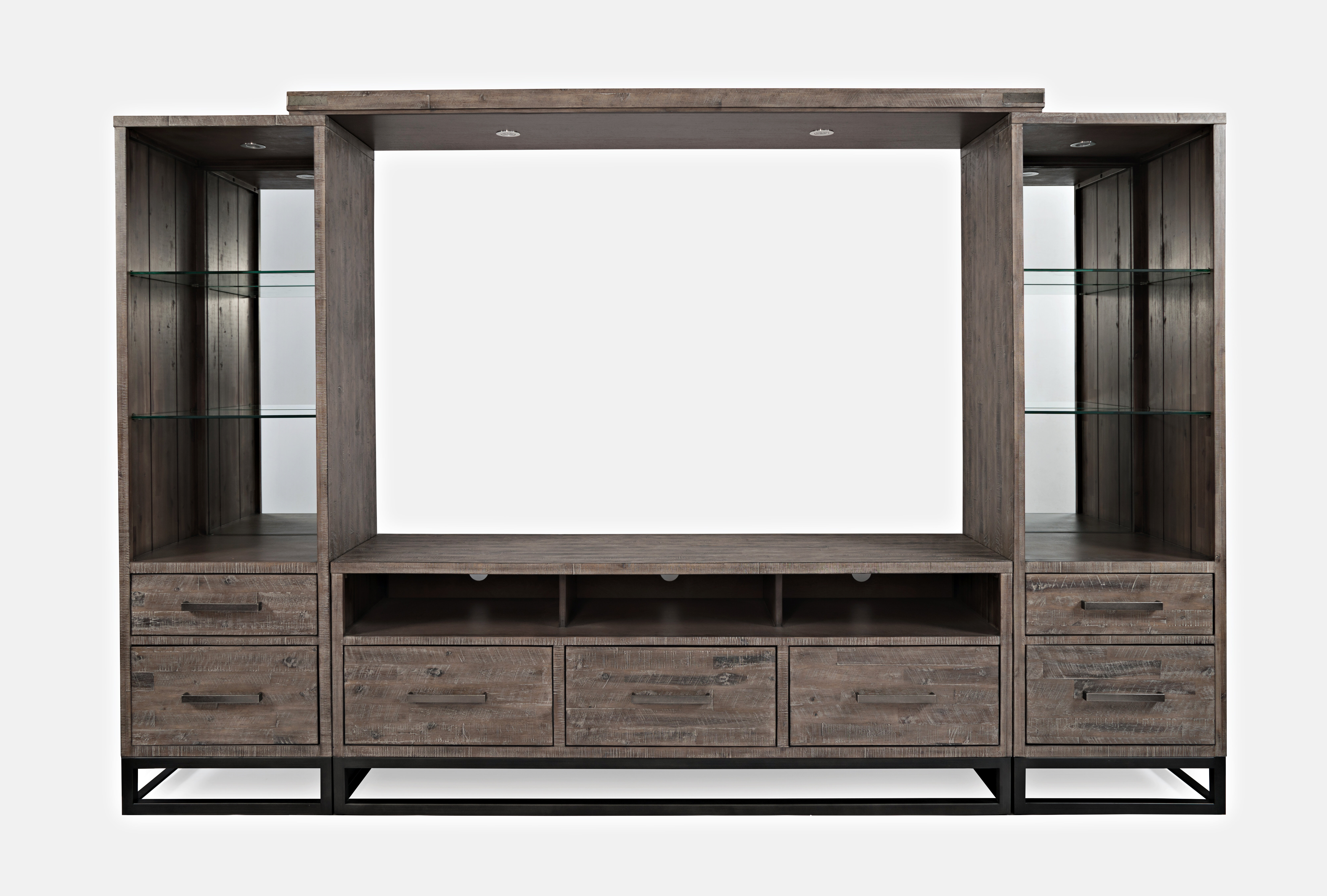 Nina Entertainment Center For Tvs Up