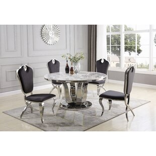 Regis 5 Piece Dining Set