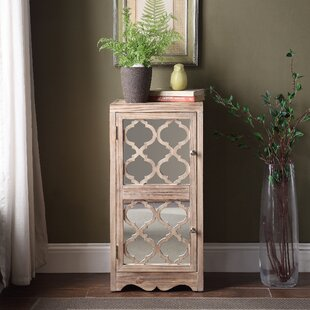 Amboy 1 Door Accent Cabinet by Bungalow Rose