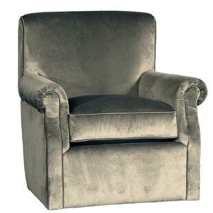 Darby Home Co Crumrine Swivel Club Chair