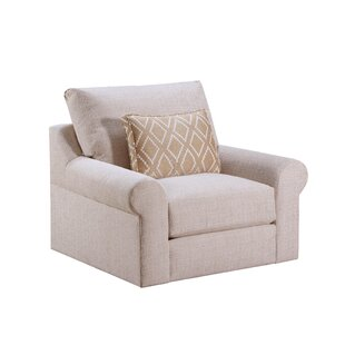 Eoin Swivel Armchair by Highland Dunes Design