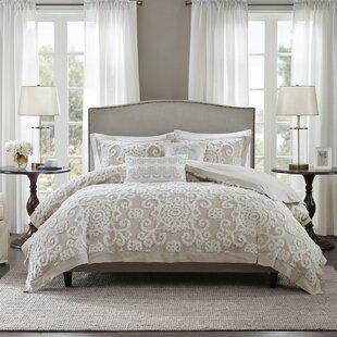 Harbor House Suzanna 100% Cotton 3 Piece Duvet Set