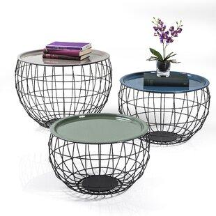 La Costa 3 Piece Coffee Table Set By KARE Design