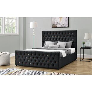 Dwayne Upholstered Ottoman Bed By Willa Arlo Interiors