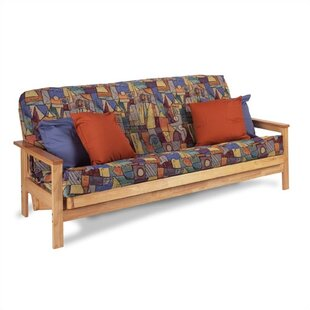 Albany Futon and Mattress by Gold Bond