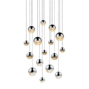 Sonneman Grapes 16-Light Pendant