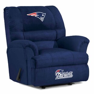 Nfl Daddy Manual Recliner