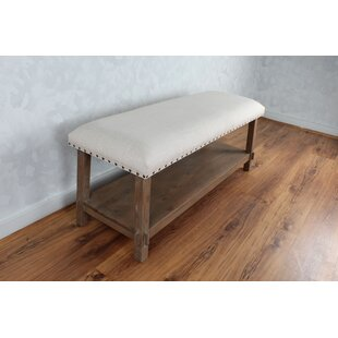 Gracie Oaks Bethzy Upholstered Storage Be..