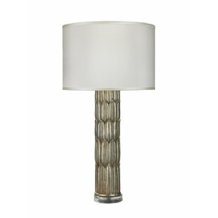 Griggs Carved Column 32.5 Table Lamp