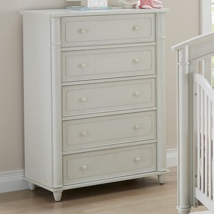 Sienna 5 Drawer Chest