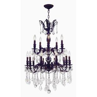 Astoria Grand Dodson 15-Light Chandelier