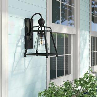 Barnaby Outdoor Wall Lantern by Birch Lane? Heritage