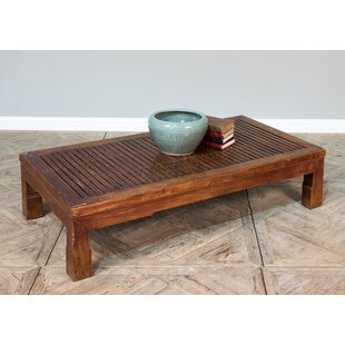 Sarreid Ltd Old Coffee Table